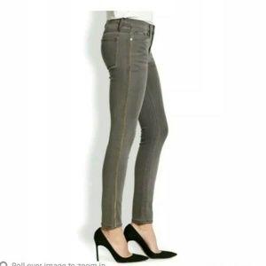 Frame Denim Jeans Le Skinny De Jeanne Grey 28